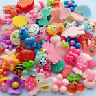Внешний вид - Mix Lots Assorted Flatback Button Resin Button Diy Craft Scrapbook  Embelishment