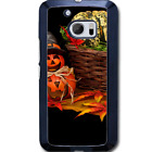 For HTC M10 Case Phone Cover Halloween Deco Y01621