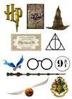 Harry Potter Edible Print Decor for Themed Cake Icing or Wafer *All...