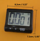 Count-down Digital Clock Kitchen LCD Cooking Digital Wall Hanging Timer Clock AW