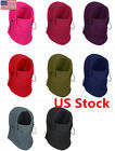 Full Face Mask Cover Hat Cap Cycle Thermal Fleece Balaclava Ski Winter Outdoor