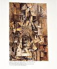 """Vintage Picasso Print Cubist * * * 9"""" x 11"""" * * * SEE VARIETY"""