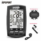 IGPSPORT Bike Bicycle GPS Cycling Computer Odometer Ant+ Waterproof IPX7 IGS50
