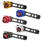 Aluminium Rear Bicycle Bike Light Taillight LED 2 Modes Safety Cycling Cycle