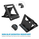 Universal Foldable Cell Phone Desk Stand Holder Mount Cradle For Phone Tablet US