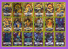 LEGO NEXO KNIGHTS SERIE 2 Trading Card Game AUSWÄHLEN, LE1 - LE18, GOLD