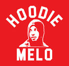 Hoodie Melo shirt OR Drifit Hoodie Carmelo Anthony Houston Rockets Red Hou