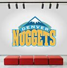 Denver Nuggets Logo Wall Decal Sports Window Sticker Decor Vinyl NBA CG054 on eBay