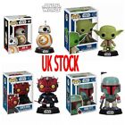 UK Funko Pop Star Wars PVC Action Figure Collectible Toys Kids Xmas Gifts In Box £10.99 GBP