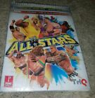 WWE All Stars Prima Official Video Game Guide Xbox 360, Playsation 3, Wii sealed