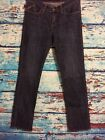 Rock And Republic Dark Wash Straight Leg Size 6 (W38)