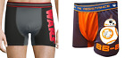 New Disney Star Wars Performance Boxer Briefs [Choose Style & Size] $9.99 USD