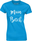 Image of Brand88 - Main Betch, Ladies Printed T-Shirt