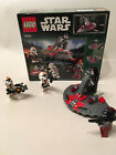 Lego StarWars 75001 Republic Troopers vs. Sith Troopers mit Karton und Anleitung
