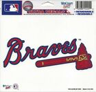 "MLB 4""x5"" Decal Window Cling on Ebay"