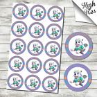 """PAW PATROL EVEREST 15X 2"""" CUPCAKE TOPPERS - CAN BE PERSONALISED"""