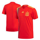adidas Spain National Team Red 2018 World Cup Home Replica B