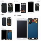 For Samsung Galaxy S3 S4 S5 LCD Screen Touch Digitizer Assembly Frame New
