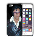 Elvis Presley Singer The King iPhone 4S 5 5S 5c 6S 7 8 X XS Max XR Plus Case n2