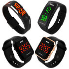 Herren Damen Kinder Armbanduhr LED Digital Uhr Silikon Sportuhr Quarzuhr Watch