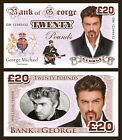 George Michael Novelty Banknotes