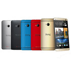 """Htc One M7 32gb Android Gsm T-mobile Unlocked Quad-core 4.7"""" 4mp Smartphone"""