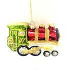 Merry Christmas Tree Decorations Little Train Widgets Presents for Kids