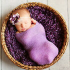Baby Newborn Photography Props Baby Costume Outfit Cotton Photos Wrap Girls Baby