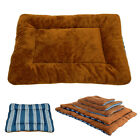 Dog Bed Large Pet Cushion Small Dog House Puppy Cat Soft Warm Kennel Mat Blanket