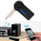3.5mm Bluetooth Audio Adapter Wireless Music Receiver Headphone Stereo  Y