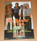 The Rumour is True 1979 Promo Poster Frogs Sprouts Clogs RARE 24x36 Bob Andrews