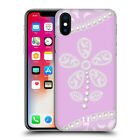 HEAD CASE DESIGNS LACES AND PEARLS 2 HARD BACK CASE FOR APPLE iPHONE PHONES