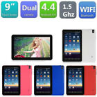 "9"" inch Google Android A33 Quad Core 8GB Camera Tablet PC Black Bluetooth WIFI"