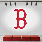 Boston Red Sox Logo Wall Decal Baseball Sport Sticker Room Decor Vinyl MLB CG093 on Ebay