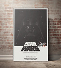 Movie Art Oil Painting HD Print on Canvas Star Wars Home Wall Deco 16x24 Framed