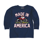 "Case IH ""Made In America"" Toddler Long Sleeve T-Shirt"