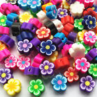 Crafts - Mix Lots Colorful Fimo Bead for Wristband Bracelet Diy Craft Jewelry Making