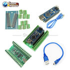 Nano V3.0 CH340G ATmega328 Terminal Adapter Shield Board 5V 16MHz for Arduino