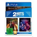 2 Hits Pack: Baphomets Fluch 5 - Der Sündenfall + Dreamfall Chapters [PlayStatio