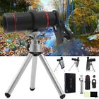 14X 18X Zoom Optical HD Telephoto Telescope Phone Camera Lens +Clip +Tripod HOT