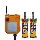 F24-6D Wireless Remote 6 Buttons Double Speed Industrial Control For Hoist Crane