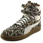 Puma Sky II Hi Camo Men Round Toe Canvas Multi Color Sneakers