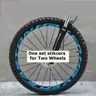 Wheel Sticker Set for EASTON HAVEN Mountain Bike Bicycle Decal Rim Reflective