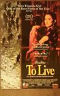 1995 To Live Movie Poster