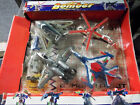 BOMBER PLANES THE BIG TOGETHER ASPECT 3 PLANES 1 HELLICOPTER  NEW IN BOX