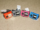 OZARK TRAIL 3 LED HEADLAMP with BATTERIES - CHOICE OF COLOR (New)