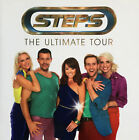 STEPS THE ULTIMATE TOUR PROGRAMME  2012  CLAIRE FAYE H LEE LISA