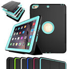 Shockproof Smart Cover Case + Screen Protector For New iPad 9.7 2017 5th Gen