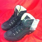 New Lowa Renegade LL Mid Black Leather Outdoor Hiking Mid Boot