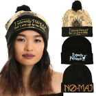 Harry Potter Pom Beanie Fantastic Beasts Winter Hat Unisex - Officially Licensed